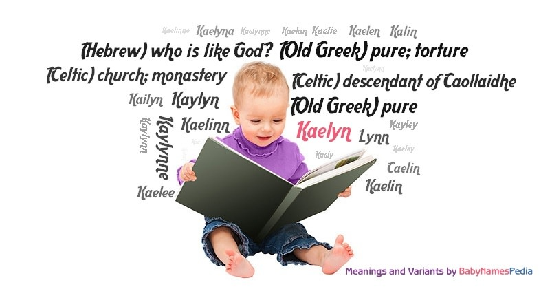 Meaning of the name Kaelyn