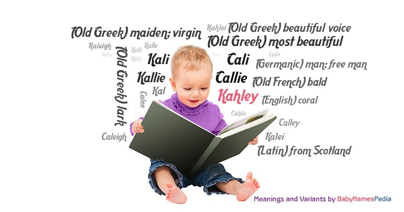 Meaning of the name Kahley