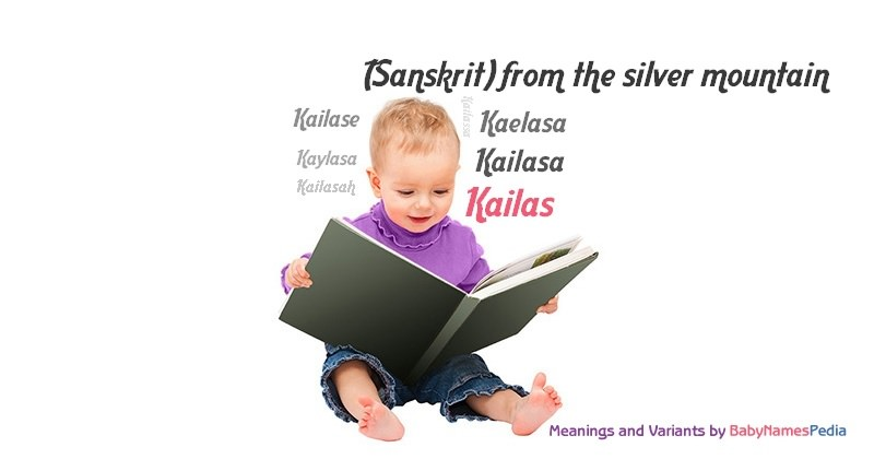 Meaning of the name Kailas