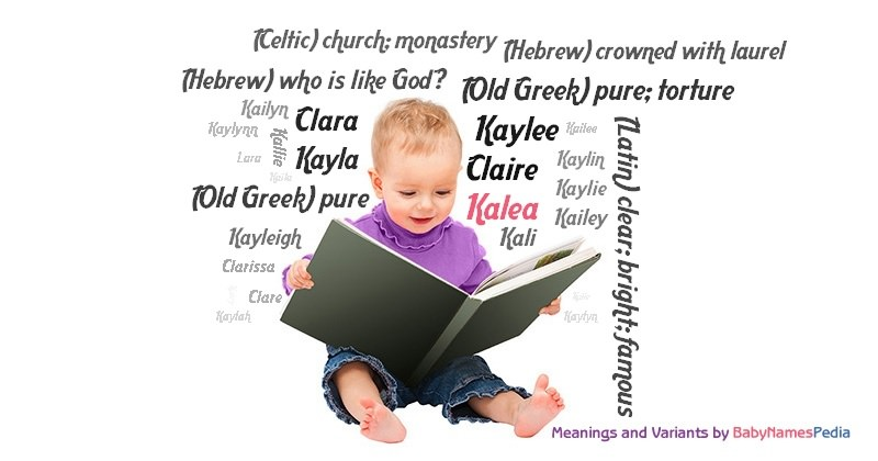 Meaning of the name Kalea