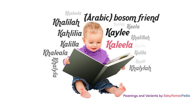 Meaning of the name Kaleela