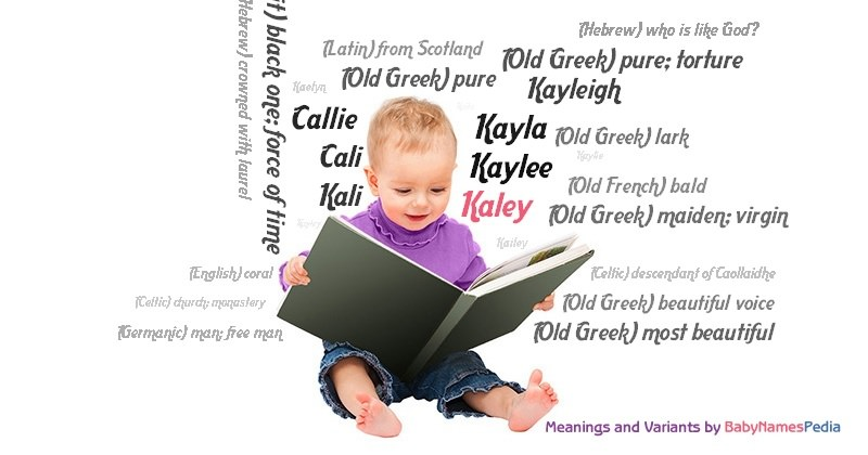 Meaning of the name Kaley