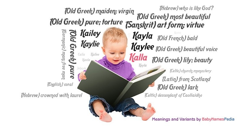 Meaning of the name Kalla