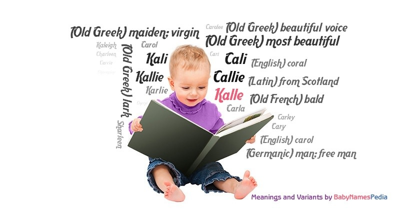 Meaning of the name Kalle