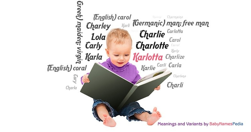 Meaning of the name Karlotta