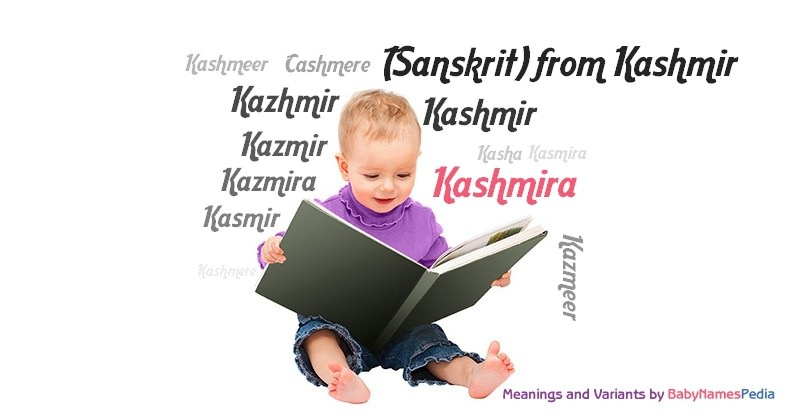 Meaning of the name Kashmira