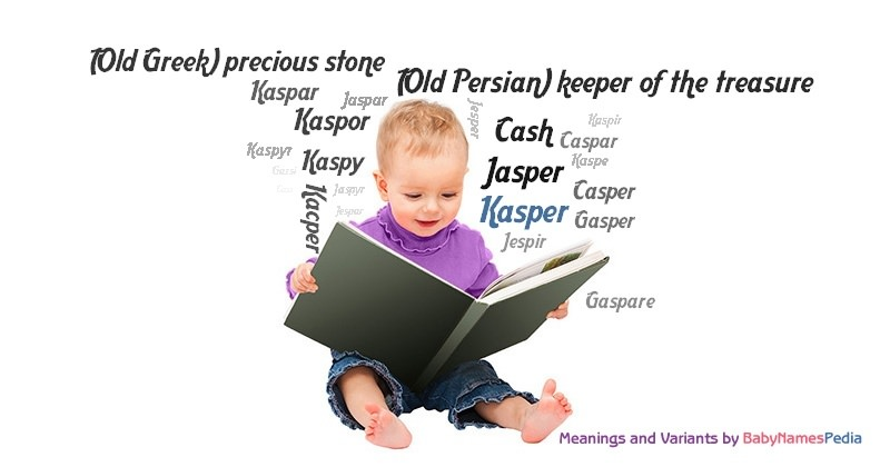 Meaning of the name Kasper