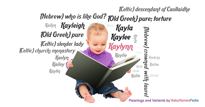 Meaning of the name Kaylynn