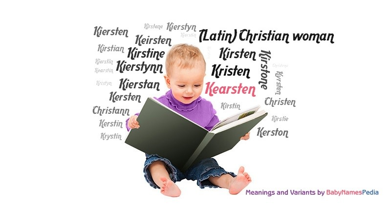 Meaning of the name Kearsten