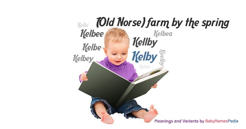 Meaning of the name Kelby