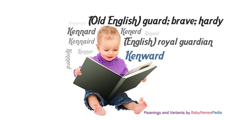 Meaning of the name Kenward