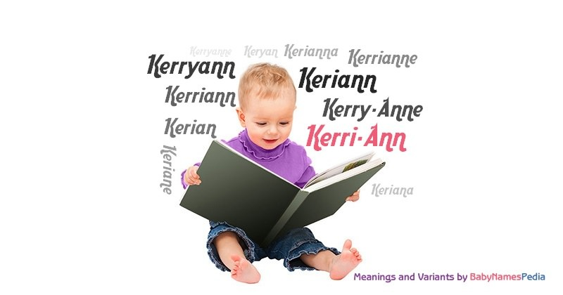 Meaning of the name Kerri-Ann