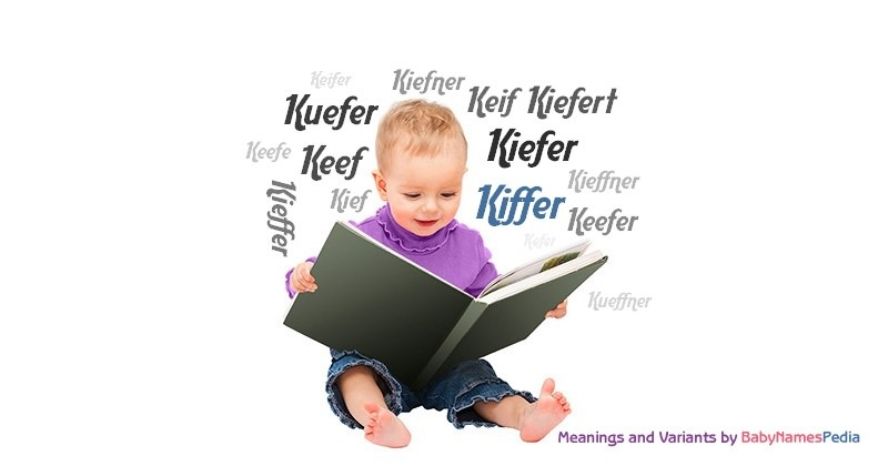 Meaning of the name Kiffer