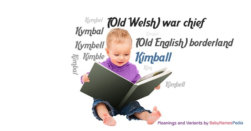 Meaning of the name Kimball