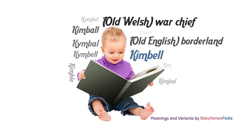Meaning of the name Kimbell