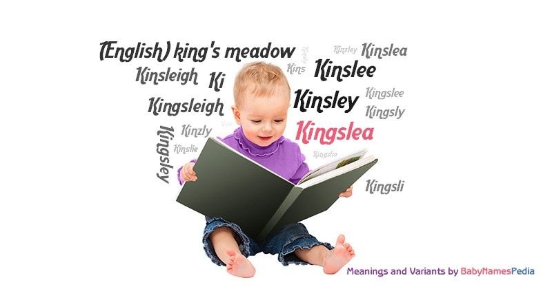 Meaning of the name Kingslea