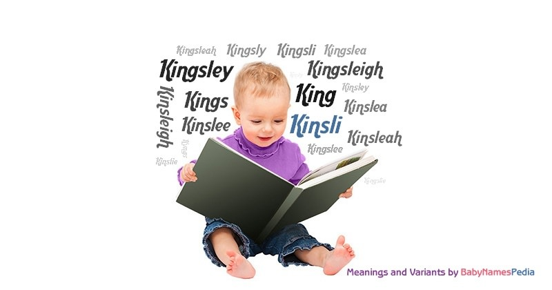 Meaning of the name Kinsli