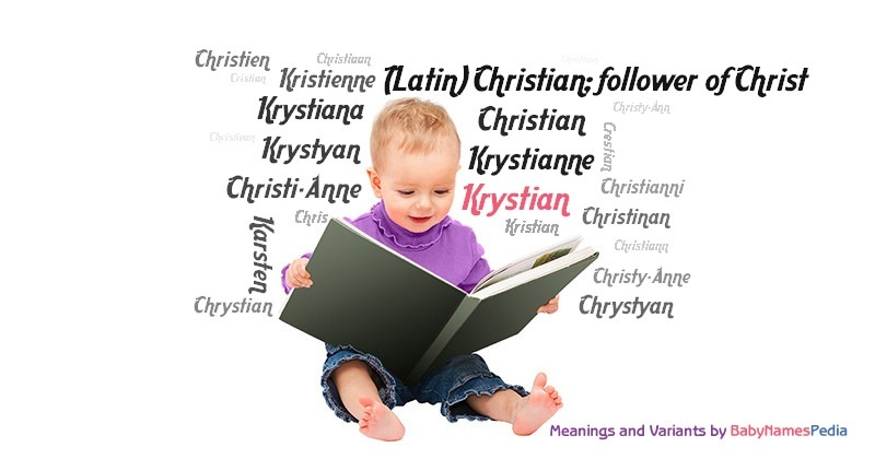 Meaning of the name Krystian