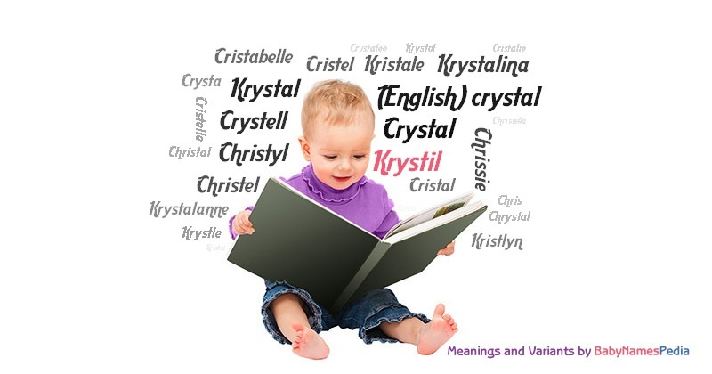 Meaning of the name Krystil