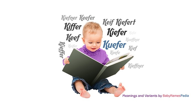 Meaning of the name Kuefer