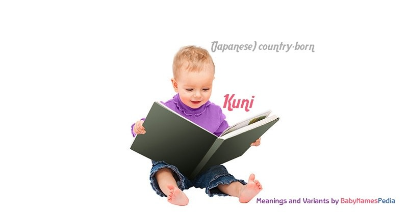 Meaning of the name Kuni