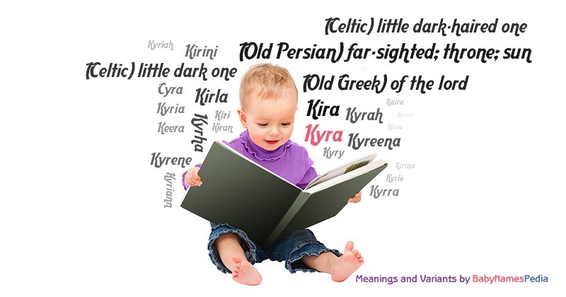 Meaning of the name Kyra