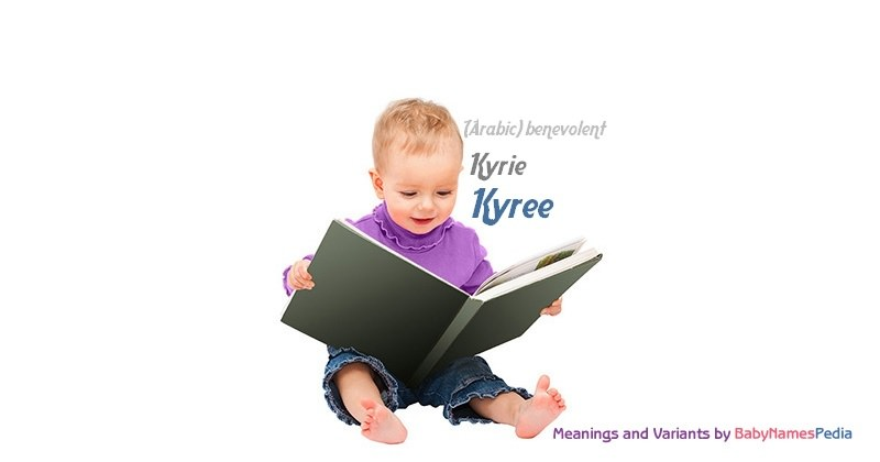 Meaning of the name Kyree