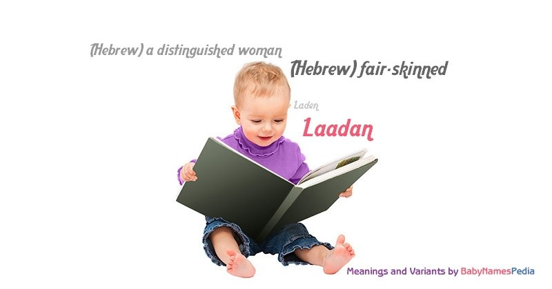 Meaning of the name Laadan