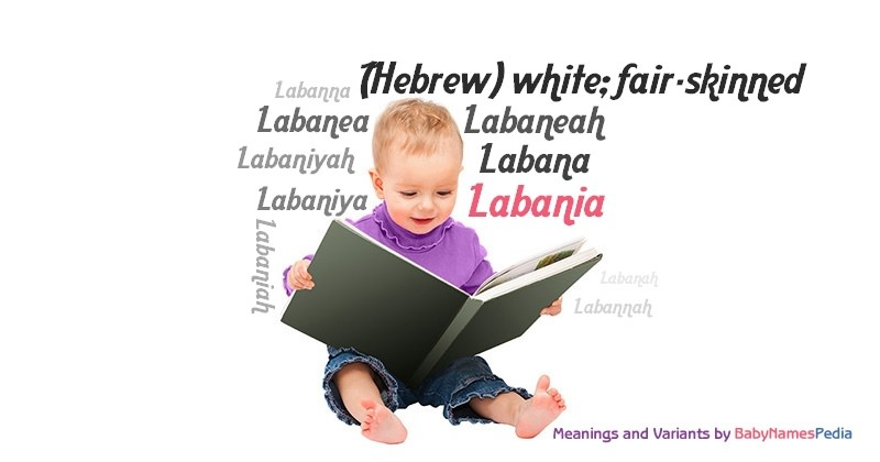 Meaning of the name Labania