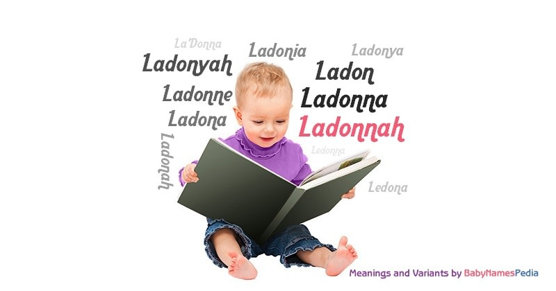 Meaning of the name Ladonnah
