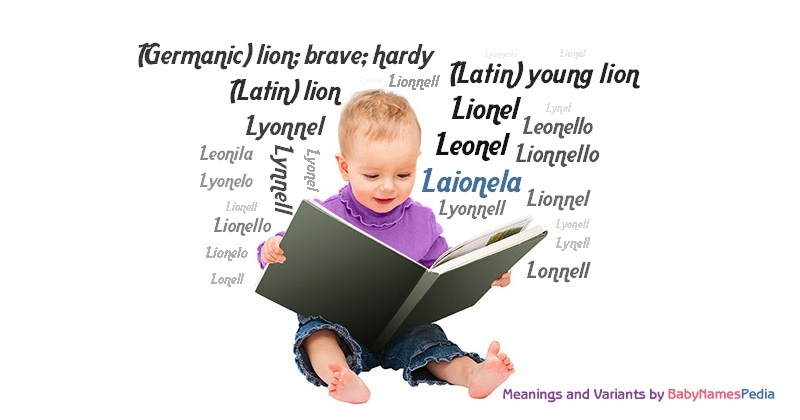 Laionela - Meaning of Laionela, What does Laionela mean?