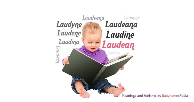 Meaning of the name Laudean