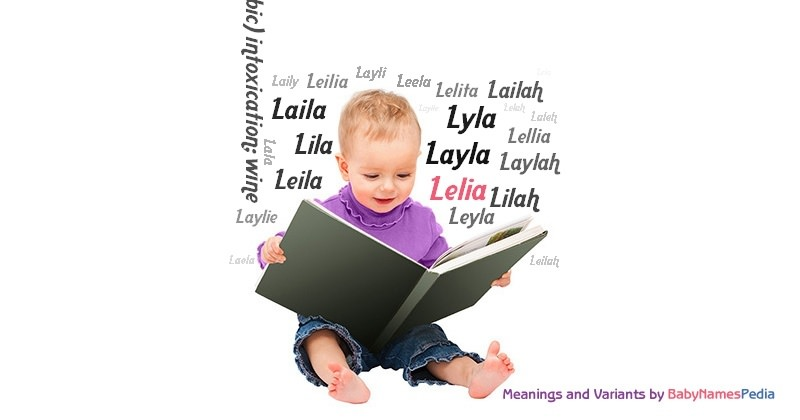 Meaning of the name Lelia