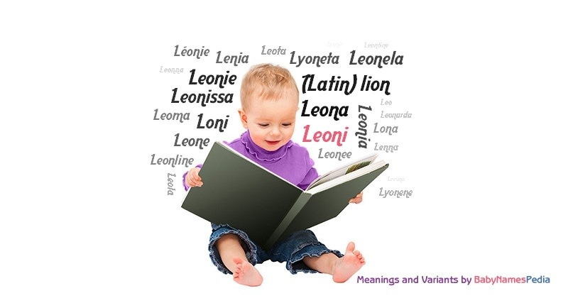 Meaning of the name Leoni