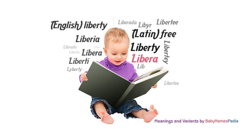 Meaning of the name Libera
