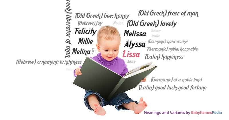 Meaning of the name Lissa