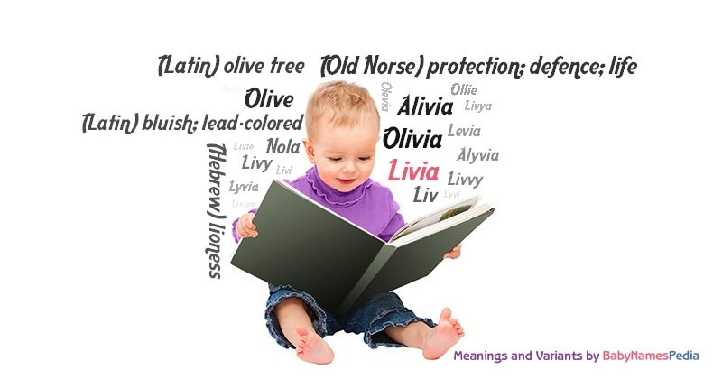 Meaning of the name Livia