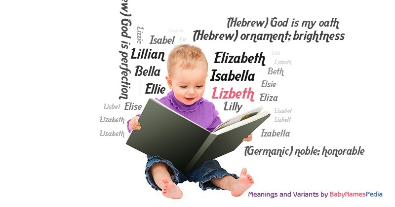 Meaning of the name Lizbeth