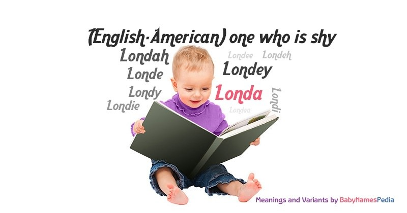 Meaning of the name Londa