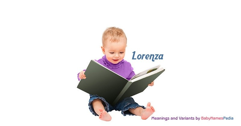 Meaning of the name Lorenza