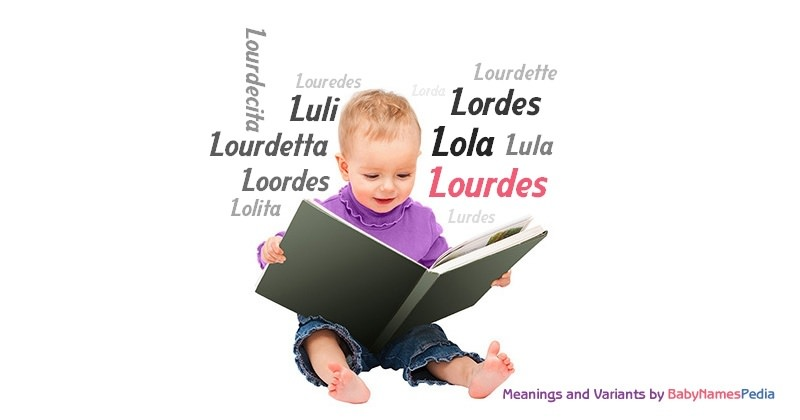 Meaning of the name Lourdes