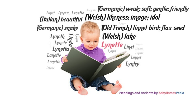 Meaning of the name Lynette