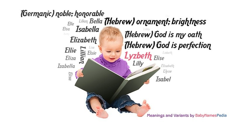 Meaning of the name Lyzbeth