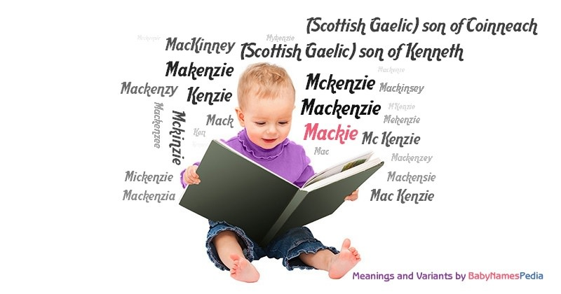 Meaning of the name Mackie