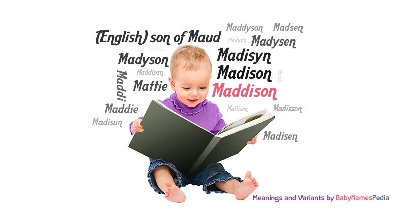 Madison what does it mean