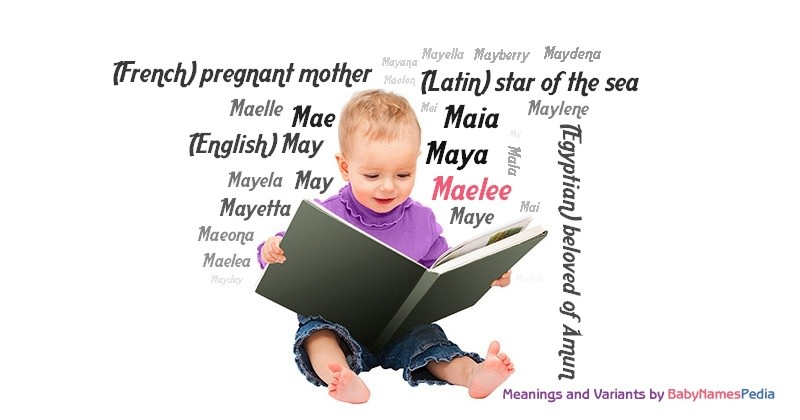 Meaning of the name Maelee