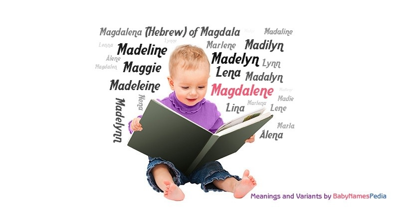 Meaning of the name Magdalene