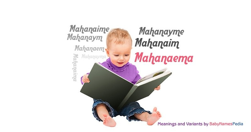 Meaning of the name Mahanaema