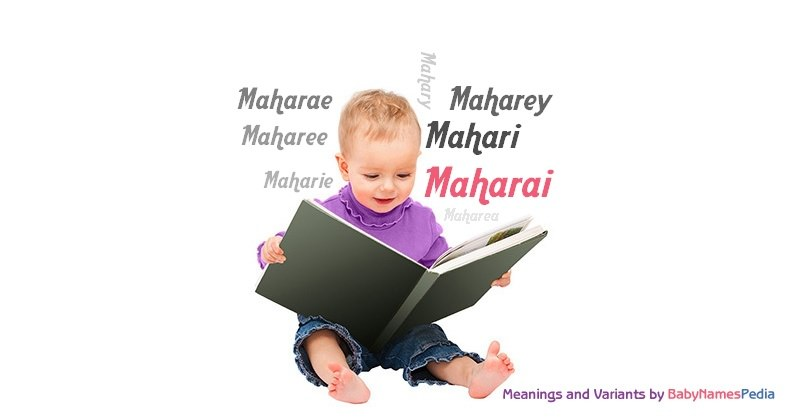 Meaning of the name Maharai