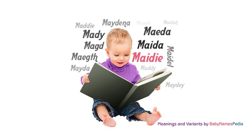 Meaning of the name Maidie